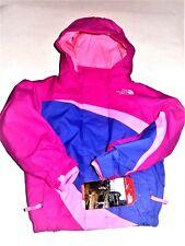 New The North Face Infants Boys Denali Hoodie Jacket fleece Medium Pink nwt
