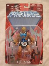 HE-MAN Martial Arts ACTION FIGURE 2002.New In the package!!!