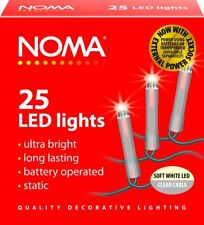 Vintage Christmas Lights Noma  MB2 2.4v 100mA Replacement Lamps