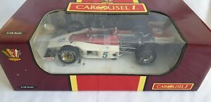 1/18 Carousel 1 1974 Indy 500 AAR Eagle Mario Andretti Part #4709