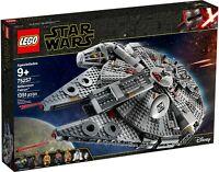 LEGO STAR WARS 75257 MILLENIUM FALCON GUERRE STELLARI NUOVO