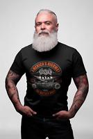 Bikers Harley Davidson Limited Edition T shirt Men Women Route 66 Birthday Gift