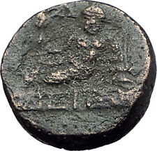ODESSOS in THRACE 281BC Authentic Ancient Greek Coin w YOUTH & GREAT GOD i61691