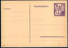 Briefmarken-Ganzsachen aus dem Generalgouvernement (bis 1945)