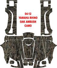 Yamaha Rhino 04-12 side by side OAK AMBUSH 450 660 700 Wrap Decal Sticker kit