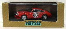 Coches de carreras de automodelismo y aeromodelismo Vitesse Le Mans Porsche