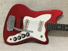 Harmony Solid Body Vintage Electric Guitars