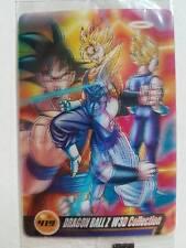 Carte Dragon Ball Z DBZ Morinaga Wafer Card Part 07 #419 3D MADE IN JAPAN