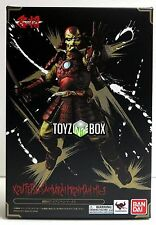 "In STOCK Bandai Movie Realization Marvel ""Samurai Iron Man"" MArk 3 Action Figure"
