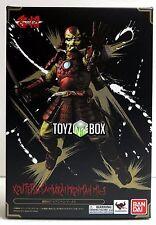 "In STOCK Bandai Movie Realization Marvel ""Samurai Iron Man"" MArk 3 Action Figure"
