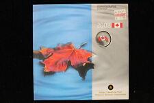 "2008 Canada. 7 Coin Uncirculated RCM Set. ""Oh Canada""."