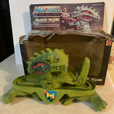 Dragon Walker With Box 1983 HE-MAN Masters of the Universe