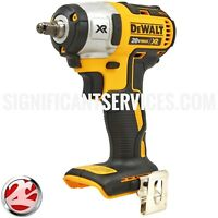 "New DeWALT DCF890B XR 20V MAX 3/8"" Lithium Ion Brushless Compact Impact Wrench"