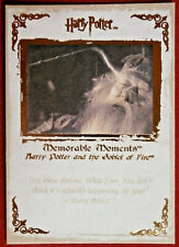 HARRY POTTER - MEMORABLE MOMENTS #1 - Card #68 - SIMPLY... CAST THEM AWAY