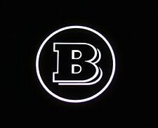 Brabus logo illuminée LED la grille de devant Smart ForTwo 451 '2007-2012