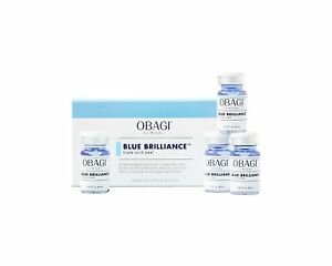Obagi Clinical Blue Brilliance Triple Acid Peel 4pc Kit