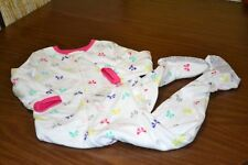 NWT Carter's girls size 5T blanket sleeper