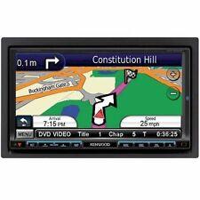Kenwood Vehicle Fixed Satellite Navigation