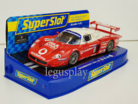 Slot car Scalextric Superslot H2784 Maserati MC12 Racing Box #1