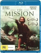 The Mission (Robert De Niro) * Blu-ray Region B Brand New