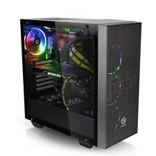 Thermaltake Core G21 Tempered Glass Edition CA-1I4-00M1WN-00 No Power Supply