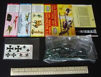 c1960 Aurora Playcraft GB 1:48 Scale Albatross D-3 Fighter Plane WW1. Bagged Kit