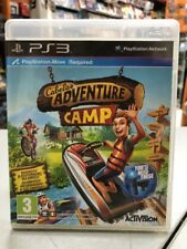 Cabela's Adventure Camp (MOVE) Ita PS3 USATO GARANTITO