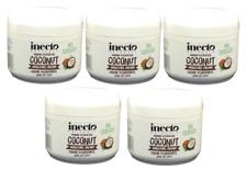 FIVE Inecto Naturals COCONUT MOISTURE CREAM 250ml Re-Hydrate & Lock In Moisture