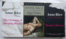 "3Pb-Anne Rice: "" The Sleeping Beauty Triology"""