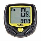 HOT Wireless Bike Bicycle Cycle LCD Computer Speedometer Odometer Waterproof