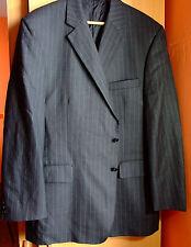 Genuine Aquascutum of London Pure Wool Blazer Sz UK48 EU58 Made in England SALE