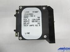 AIRPAX IEGBXB66-36661-50-V HYDRAULIC MAGNETIC CIRCUIT BREAKERS