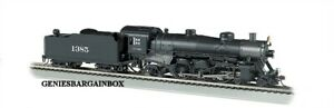 HO Scale 4-6-2 SANTA FE - DCC & SOUND Equipped Locomotive Road #1385 New 52803