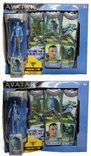 James Cameron's Avatar Jake Sully & NEYTIRI Interactive 3D Battle Pack Figure