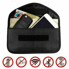 Diebstahlsicherer Faraday Cage Fob RFID Signalblocking Bag Shield Autoschlüssel