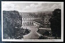 """AK Cassel Kassel """"Blick von der Theater-Terrasse nach der Orangerie"""" gel. 1919"""