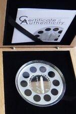 2014 palau Fahrenheit thermometer Silver Coin. rare