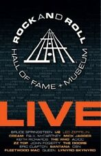 Rock and Roll Hall of Fame Live [New DVD]