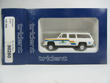 Trident  90260    Chevrolet Suburban Royal Canadian Mounted Police         1:87