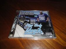 Chicano Rap CD ICEBERG - Bigg Body Musik - 40 Glocc Saint Ant Big Nuke Zay Reed