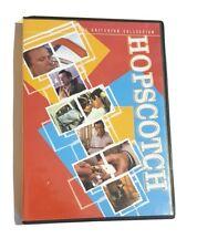 Hopscotch (1980) - Criterion DVD Movie Release + Insert - EXCELLENT CONDITION R1