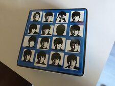 Boite métal carré Les Beatles TOP PRIX