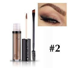 Waterproof Brow Enhancers Liquid Eyebrow Gel Gel Tint Cream Natural Dye Paint