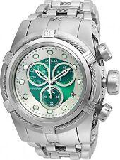 21806 Invicta Reserve 52mm Bolt Zeus Swiss Quartz Chronograph SS Bracelet Watch