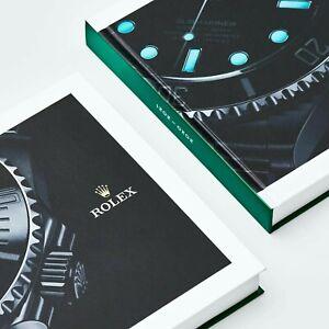 NEW ROLEX 2020/2021 WATCH CATALOG BROCHURE GUIDE HARDCOVER BOOK DAYTONA  230 PGS