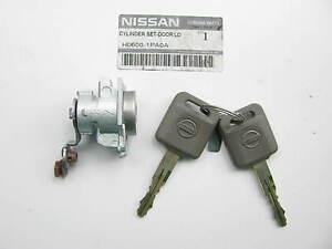 New Front Left Door Lock Cylinder W/2 Keys For 2012-13 Nissan NV3500 H06001PA0A