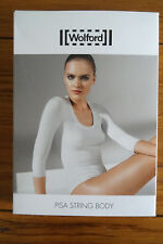 Wolford PISA String Body L Croissant NUOVO IN SCATOLA