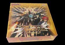 Cardfight Vanguard Divine Dragon Apocrypha Booster Box
