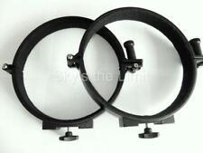 180mm telescope tube rings (pair)