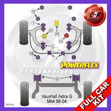 Vauxhall / Opel Astra MK4-Astra G 1.7-2.0D (98-04) Powerflex Complete Bush Kit